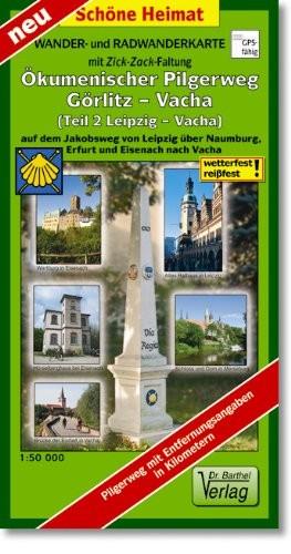 Ökumenischer Pilgerweg 2 Leipzig-Vacha