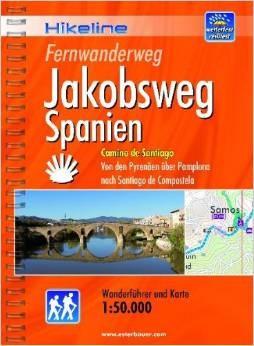 Fernwanderweg Jakobsweg Spanien