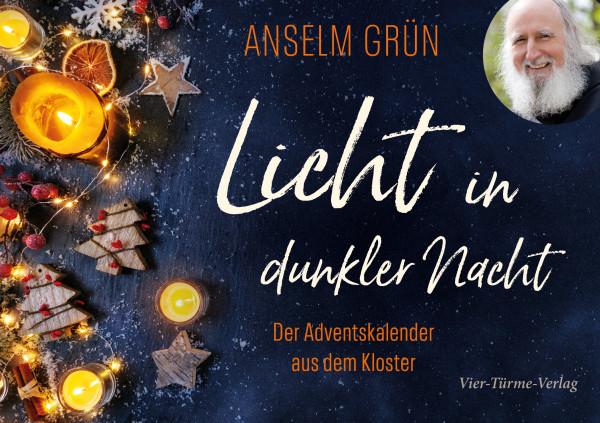 Licht in dunkler Nacht - Der Adventskalender aus dem Kloster